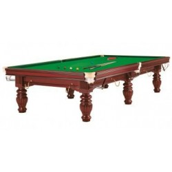 Snooker Prince 10 Ft Acajou
