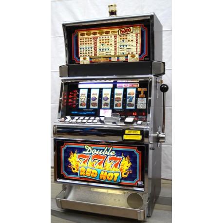 Machine à sous IGT 2000 double 777