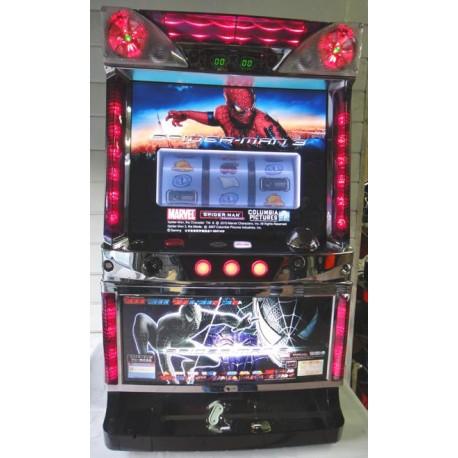 Machine à sous Spiderman