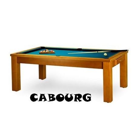 le billard Cabourg en mode table