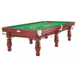 Snooker Prince 9 Ft Acajou