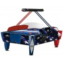 Air-hockey double Patriote 4 joueurs