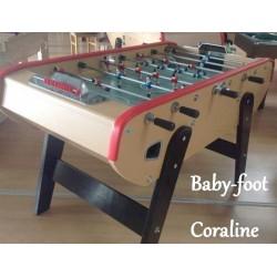 Baby-foot Coraline