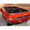 Billard collector MUSTANG